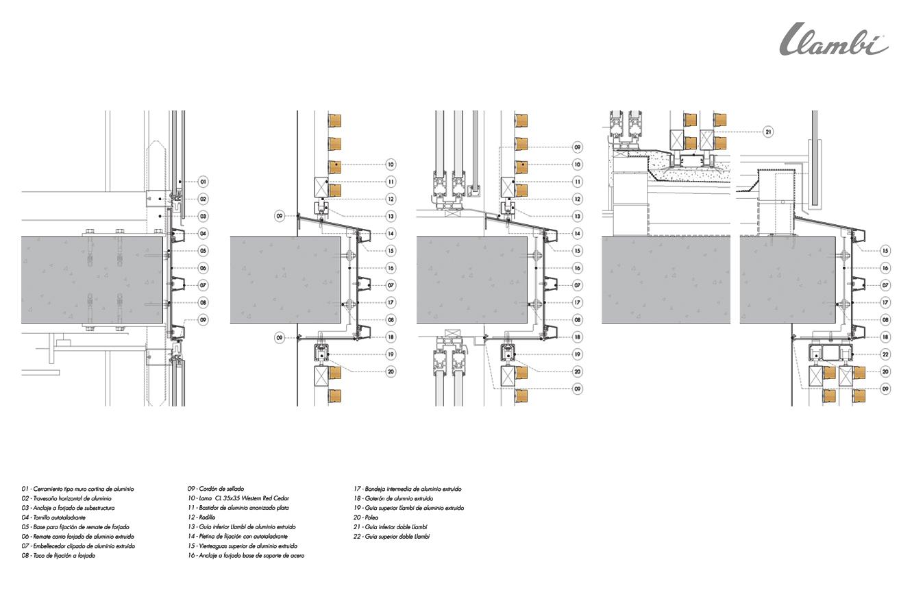 Llamb for Edificio oficinas valencia
